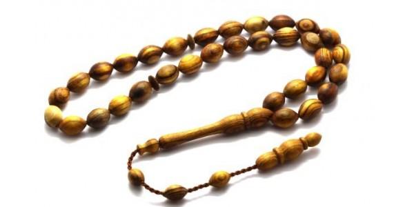 Altın Ağacı Tesbih 7x9 MM İdeal Boy